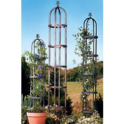 5' Decorative Garden Obelisk