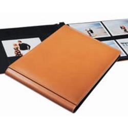 Leather 200 Photos Album
