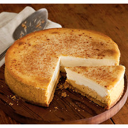 Pumpkin New York Style Cheesecake