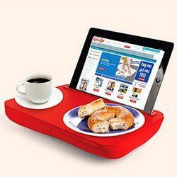 Red iPad Lap Desk
