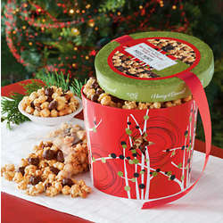 Holiday Moose Munch Popcorn Gift Tin