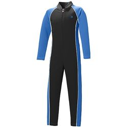 Boy's UPF Neck to Ankle Surf Suit