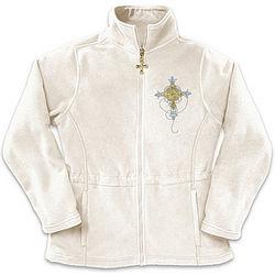 Reflections of Faith Women's Fleece Jacket