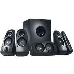Surround Sound 75-Watt Speaker System