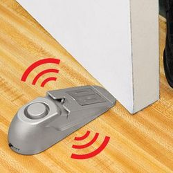 Portable Door Stop Alarms