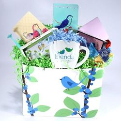 A Little Birdie Told Me Gift Basket