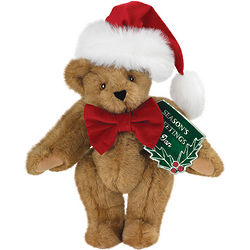 "15"" Season's Greetings Teddy Bear"
