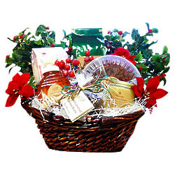 Christmas Memories Gift Basket