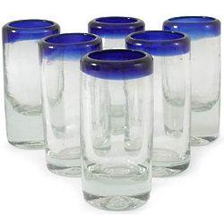 Tequila Blues Shot Glasses