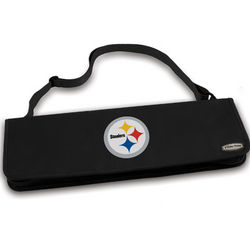 Pittsburgh Steelers BBQ Tools Tote