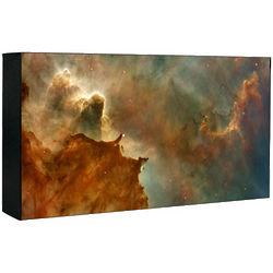 Carina Nebula Hubble Image Canvas Print