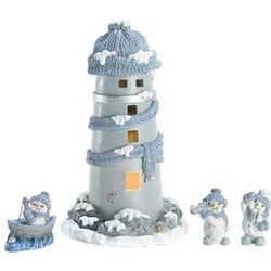 Snowbuddies Lighthouse