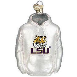 Louisiana State University Christmas Ornament