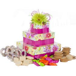 Spring Flower Gift Tower