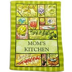 Personalized Country Garden Patch Hand Towel