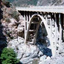 Bridge to Nowhere Bungee Jumping in California