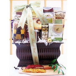 A Hearty Thank You Gift Basket