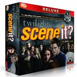 Scene It? Twilight Deluxe Edition Game