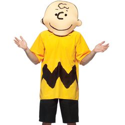 Adult Charlie Brown Costume