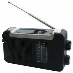 Solar Hand Crank Emergency Radio