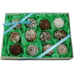 Cake Truffles Gift Box of 12