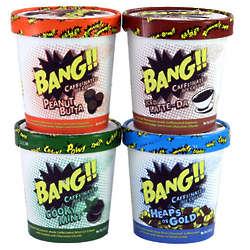 Chocolate Shoppe Ice Cream Bang Caffeinated Sampler