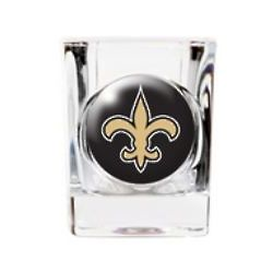 Personalized New Orleans Saints Shot Glass