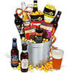Father's Day Deluxe Beer-B-Q Bucket