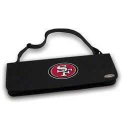San Francisco 49ers BBQ Tools Tote