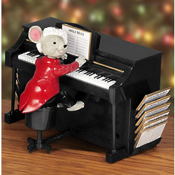 Mr. Christmas Animated and Musical Maestro Mouse
