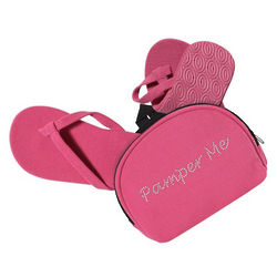 Flexflop Foldable Sandals with Pouch
