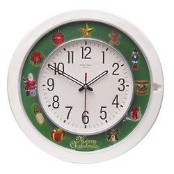Holidays Musical Clock