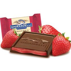 Dark and Strawberry Squares Chocolates
