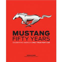 Mustang Fifty Years Book