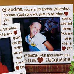 Grandma Valentine Frame