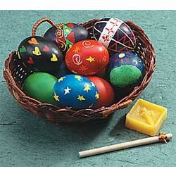 Pysanky Ukrainian Egg Decorating Kit