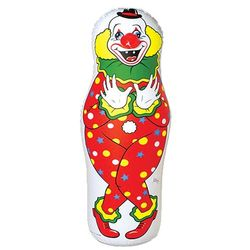 Punching Clown Inflatable
