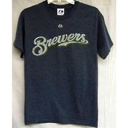Milwaukee Brewers Mens T-Shirt
