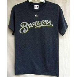 Milwaukee Brewers Mens T-Shirt