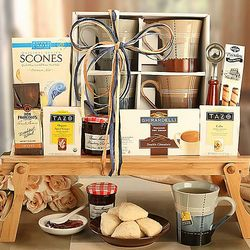 Wine Country Breakfast Gift Basket