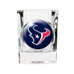 Personalized Houston Texans Shot Glass
