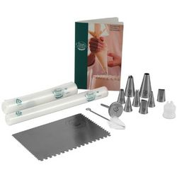 Cia Masters Collection 30-Piece Pastry Decorating Set