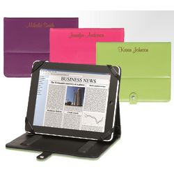 Personalized Engraved iPad or Tablet Case