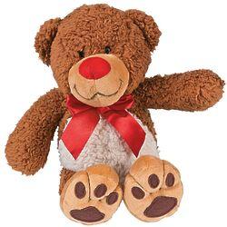 Plush Cuddling Bear