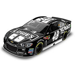 NASCAR Jimmie Johnson Kobalt Diecast Car