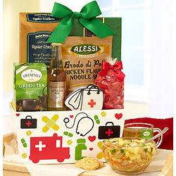 Take Care TLC Get Well Soon Gift Basket