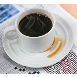 Mazecafe Cup and Saucer
