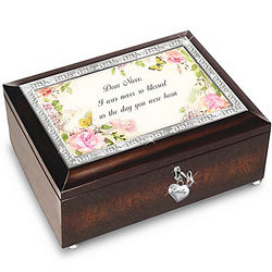 Niece, You're a Blessing Heirloom Music Box