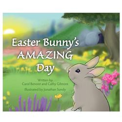 Easter Bunny's Amazing Day Children's Book