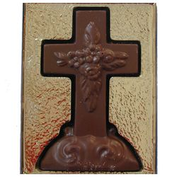 Milk Chocolate Cross
